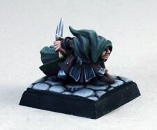 Halfling Thief Reaper Miniatures Dark Heaven Legends RPG Rogue Assassin Melee