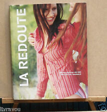 ▬► Catalogue LA REDOUTE Printemps Eté 2003  Mode Vintage Fashion