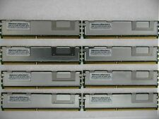 32GB KIT 8X4GB DELL PRECISION WORKSTATION 690 T5400 T7400 RAM MEMORY FBDIMM