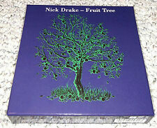 Nick Drake Fruit Tree 3CD/1DVD Box Set German EU 2007 Universal 006025 1745700