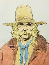 Michel BLANC-DUMONT (1948) Jonathan Cartland / dessin de 1980 / Bande dessinée