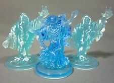 Dungeons & Dragons Miniatures Lot  Wraith Hypnotic Spirit !!  s92