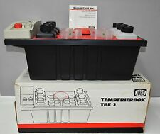 JOBO TBE 2 TBE2 tempering unit equipment & bottles works perfect & original box!