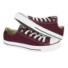 Converse All Star Low Top 139794F Burgundy Mens US size 14, UK 14