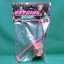 Hotline Miami Add-On Biker Head & Golf Club Accessories Set for 1/6 Biker Figure