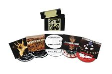 "SYSTEM OF A DOWN ""ALBUM BUNDLE"" 5 CD SET NEU"