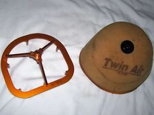 TWIN AIR POWER FLO KIT 2002 KTM 250 SX EXC MXC KTM 250 TWIN AIR CAGE FILTER KIT