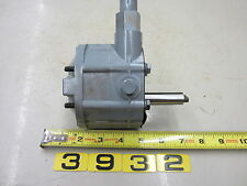 SUNDSTRAND SAUER PUMP SERIES 20? PISTON MOTOR