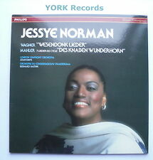 412 663-1 - JESSYE NORMAN - Lieder WAGNER / MAHLER - Excellent Con LP Record