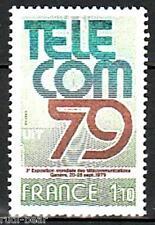 Frankreich   Nr. 2168  ** Fernmeldetechnik
