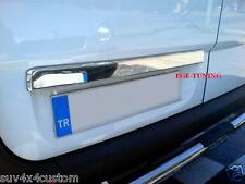 HANDLE TRUNK CHROME STAINLESS STEEL X2 FOR MERCEDES SPRINTER W906 2006