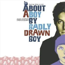 New Sealed - BADLY DRAWN BOY About a Boy Soundtrack Vinyl LP. Rare Import