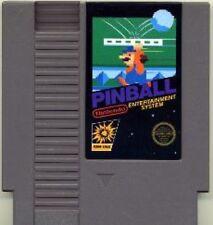 PINBALL CLASSIC NINTENDO GAME ORIGINAL SYSTEM NES HQ