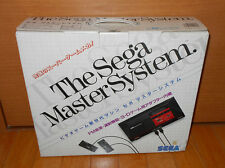 NEW Sega Master System Console System Japan *RARE COLLECTORS ITEM - LAST ONE*