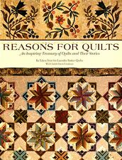 REASONS FOR QUILTS- AN AMAZING QUILT PATTERN BOOK, From Laundry Basket Quilts