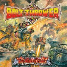 Bolt Thrower 'Realm Of Chaos' Schwarze Schallplatte - NEU FDR Full Dynamic Range