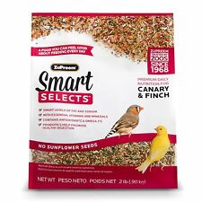 Zupreem Smart Selects for Very Small Birds Canary Finch (2 lb)