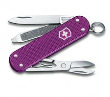 0.6221.L16 Victorinox Swiss Army Knife Classic Alox ORCHID Limited Edition 2016