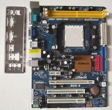 ASRock N68-S rev. G/A 1.02 AM2/AM2+/AM3 AMD Motherboard Mainboard BASTLER DEFEKT