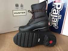 Hunter Women's Quilted Black Insulated Lace-Up Winter/Waterproof Boot ( 7) $215