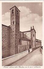 BOBBIO - S. Colombano - Fianco esterno della Basilica
