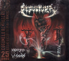Sepultura - Morbid Visions / Bestial Devastation DIGI 25th Anniversary BRAZ ONLY