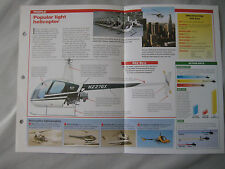 Aircraft of the World - Robinson R22