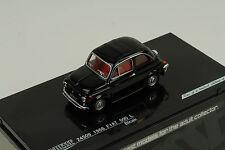 Fiat 500 L 1968 black schwarz 1:43 Vitesse