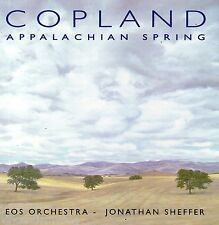 Copland - Appalachian Spring & Billy The Kid :EOS Orchestra & Jonathan Sheffer