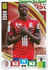 119 EDER PORTUGAL LOSC LILLE.OSC CARD ADRENALYN LIGUE 1 2017 PANINI