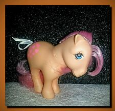 Vintage My Little Pony *PEACHY* 1982 [Playset Ponies] PRETTY Parlor Pony<3