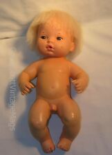 "Vintage 1972 Mattel Baby Tender Love Brother Love Doll 14"" Anatomically Correct"