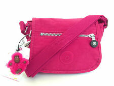 "BNEW Authentic KIPLING Sabian AC7240 Crossbody Sling Bag Blooming Rose ""Maria"""