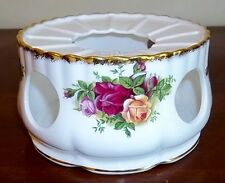 ROYAL ALBERT OLD COUNTRY ROSES TEAPOT WARMER ROYAL DOULTON 1962 NEW W/LABEL