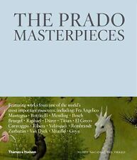 THE PRADO MASTERPIECES, SEALED FIRST EDITION 2016, $100+ ON AMAZON.COM