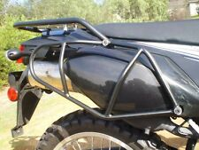 KLX250S Side Luggage Racks, rear plastic guards, KLX 250 250S