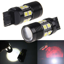 2x 6000K White 25W High Power CREE 12-SMD LED Backup Reverse Light T20 7440 7443