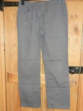 BODEN Cargo Pants / Roll Up Trousers - Size 12R Grey