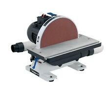 Delta 1/2 HP 12 in. Disc Sander Heavy-Duty Home Furniture Powerful Hand Tool