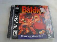 Playstation 1 PS1 Baldies complete in case w/ manual CIB