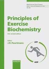 Principles of Exercise Biochemistry (Medicine and Sport Science)-ExLibrary