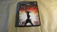 Baldur's Gate: Dark Alliance - Sony PlayStation 2 ps2