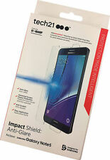 Tech21 Impact Shield Anti-Glare Screen Protector Samsung Galaxy Note 5 SM-N920