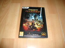 STAR WARS THE OLD REPUBLIC DE EA GAMES - LUCASARTS PARA PC NUEVO PRECINTADO