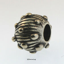 Authentic Trollbeads Silver Sea Urchin 11287