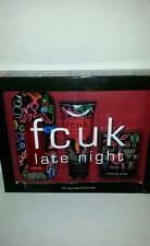 FCUK LATE NIGHT FOR HIM 3.4fl.oz. / 3.4fl.oz. Gifts Sets