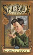 Lucinda's Secret (Spiderwick Chronicles, Book 3) by DiTerlizzi, Tony, Black, Hol