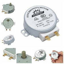 CW/CCW Microwave Turntable Turn Table Synchronous Motor TYJ50-8A7D Shaft 4RPM MW