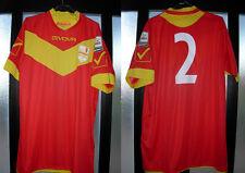 maglia shirt calcio Frabotta 2015-16 monopoli - messina givova nr 2 taglia L