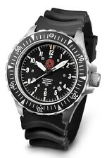 PRAETORIAN Automatic Divers Watch - Permanent H3 Illumination - Big & Rugged